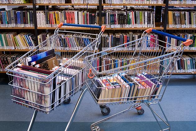 Книжный шопинг в Казахстане
