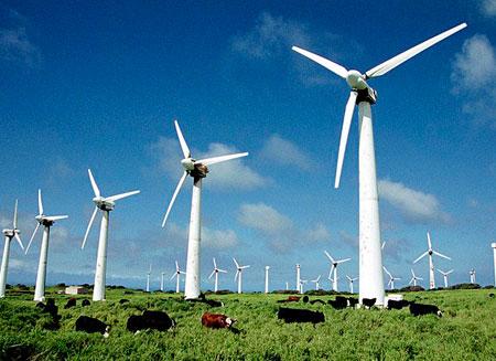 Использование возобновляемых источников энергии намерены расширять