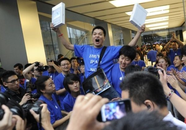 iPad 5 не порадует ничем новым