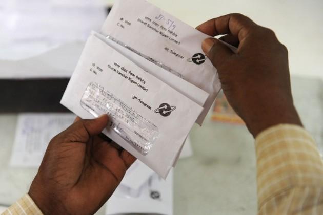 В Индии телеграфное агентство закрывается из-за убытков