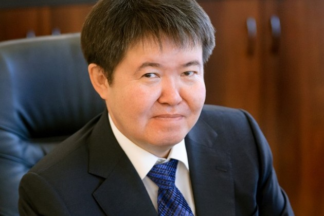 В «Казхроме» новый президент