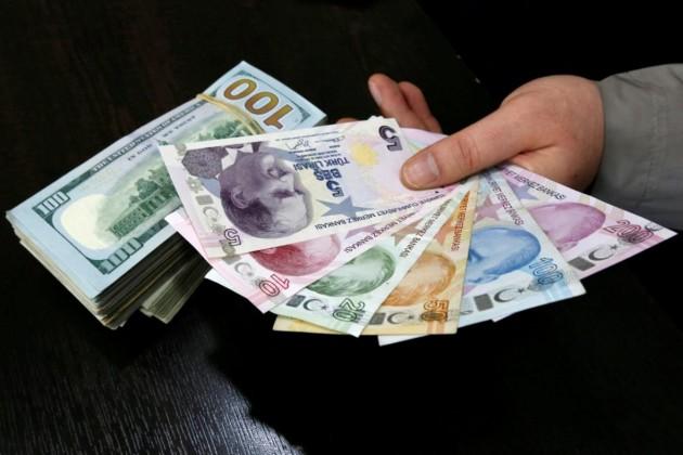 Турецкая лира обвалилась кдоллару доисторического минимума