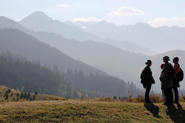 Казахстанцы заплатили 227,4 млн тенге за посещение нацпарков