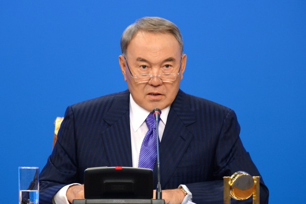 Президент предложил кандидатуру Аскара Мамина на должность премьер-министра