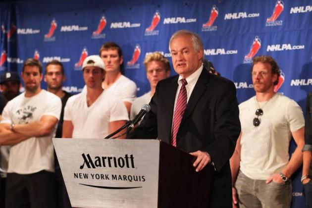 Чемпионат НХЛ будет реорганизован