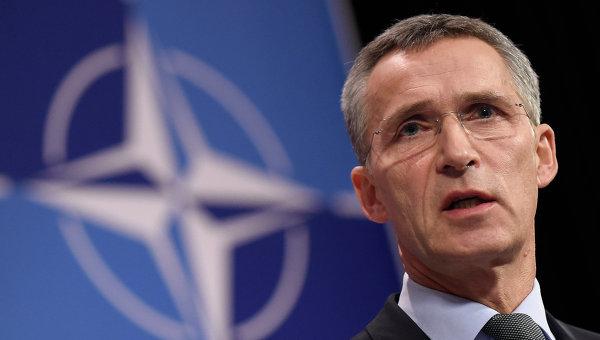 Генсек НАТО поддержал вступление Грузии вальянс