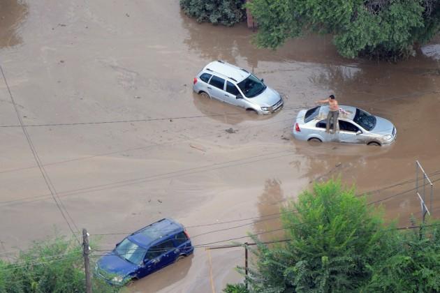 В Алматы объявлен режим чрезвычайной ситуации