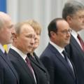 Нормандская четверка обсудила ситуацию в Украине