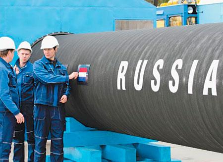 Россия может потерять рынок газа в Европе
