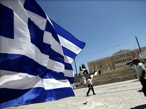 На фоне безденежья в Греции был закрыт гостелеканал