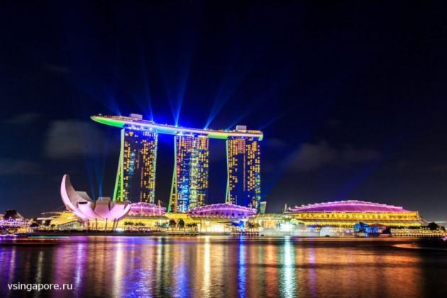Сингапур вновь признан самым дорогим городом мира