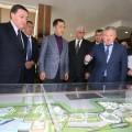 Бакытжан Сагинтаев проверил работу Хоргоса