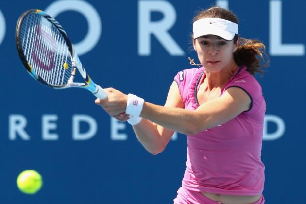 Воскобоева проиграла в парном разряде на турнире в Сиднее