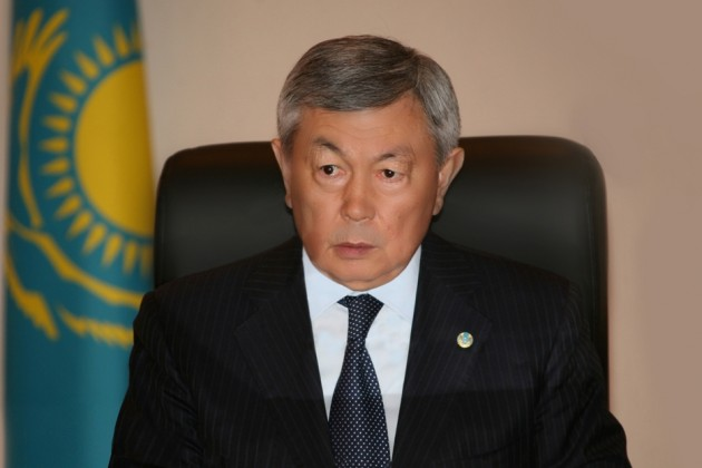 Нуртай Абыкаев рассказал о «Карте казаха»