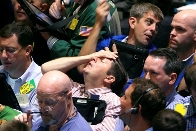 23 самых страшных момента финансового кризиса