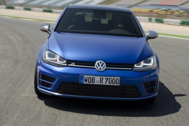 VW весной покажет Golf R Evo