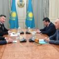 Нурсултан Назарбаев встретился с экс-Президентом Хорвати