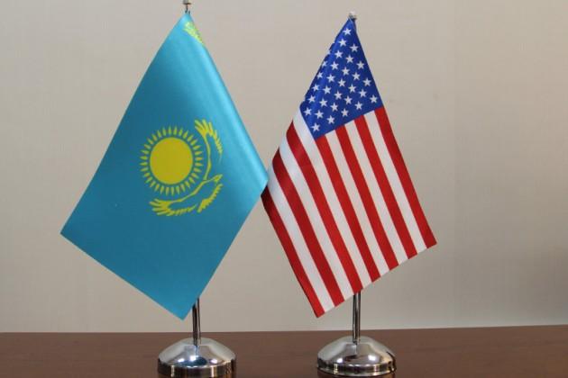 США берут курс на Казахстан