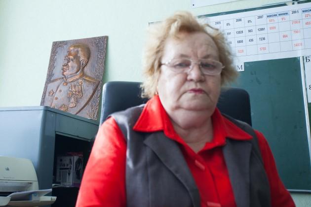 Ирина Савостина: Сталин бы разобрался в девальвации!