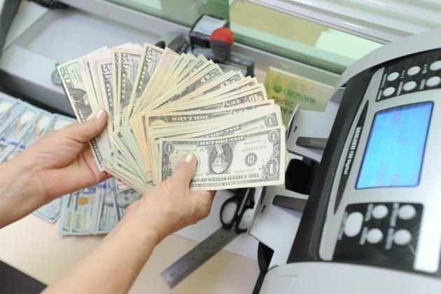 Доллар укрепился до333тенге