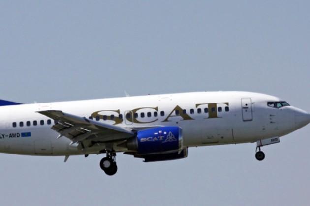 В авиакомпании SCAT продолжается проверка