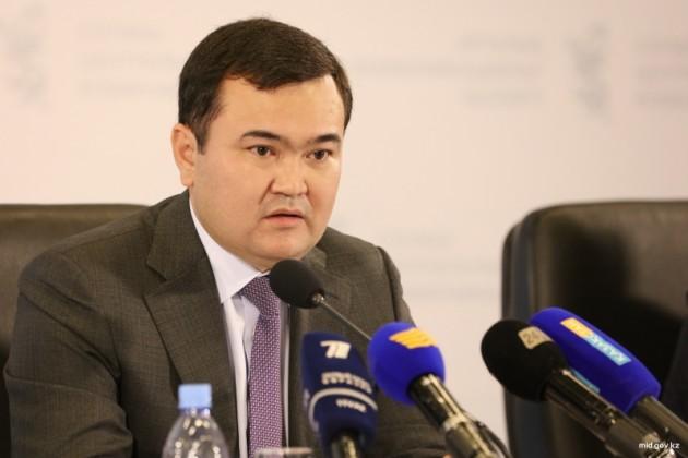 Женис Касымбек внес предложения поразвитию венчурного рынка