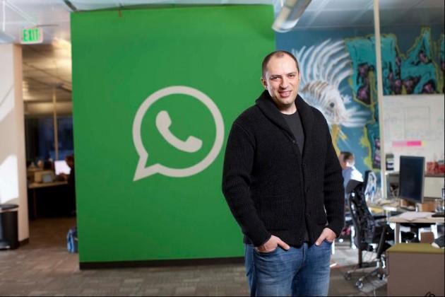 Сооснователь WhatsApp покинул компанию