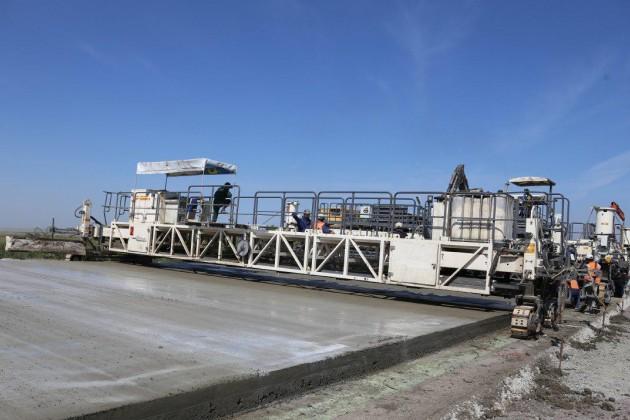 Премьер-министр проверил реконструкцию дорог вКарагандинской области