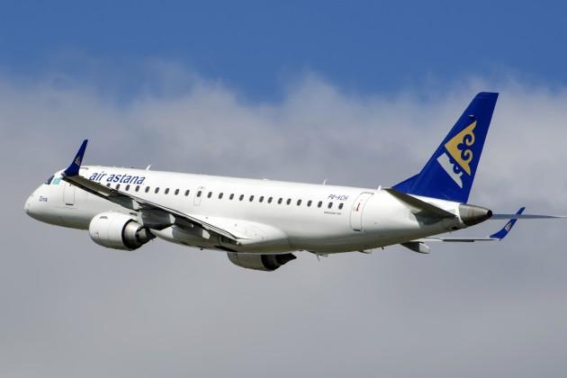 «Эйр Астана» увеличивает частоту полетов в Ташкент
