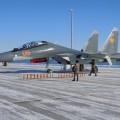Партия истребителей Су-30СМ прибыла вКазахстан