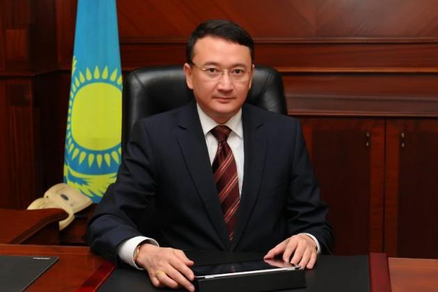 Ербол Орынбаев освобожден от должности