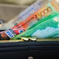 Среднемесячная зарплата казахстанцев выросла загод на9,3%