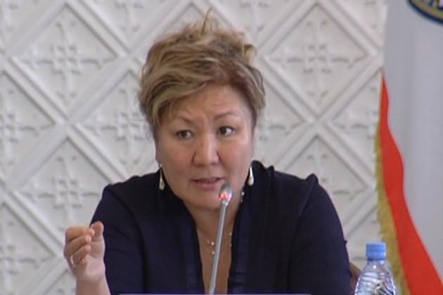Бывшая замакима Алматы получила новое назначение
