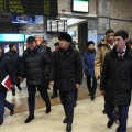 Бауыржан Байбек сделал замечание руководству вокзалов