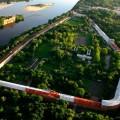 Военные Польши продали самое длинное здание Европы