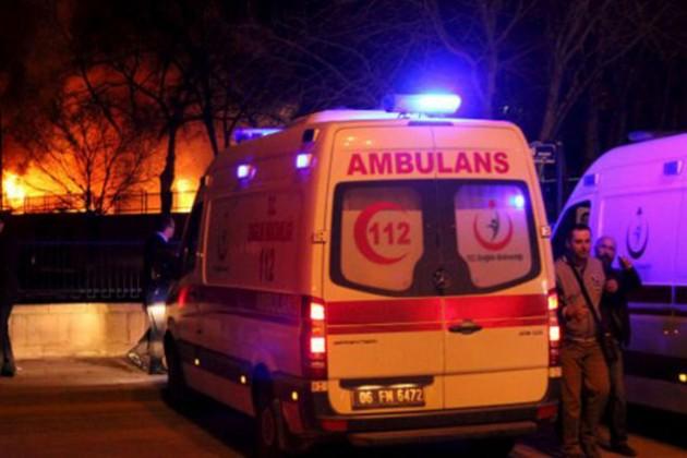В совершении теракта в Анкаре заподозрили беженца из Сирии