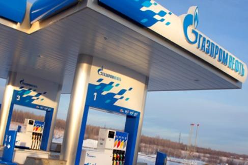 Газпром направит $250 млн. на развитие АЗС