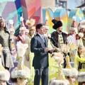 Бауыржан Байбек поздравил алматинцев спраздником Наурыз