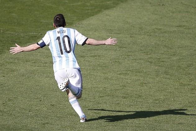 Сборная Аргентины вымучила победу над Ираном
