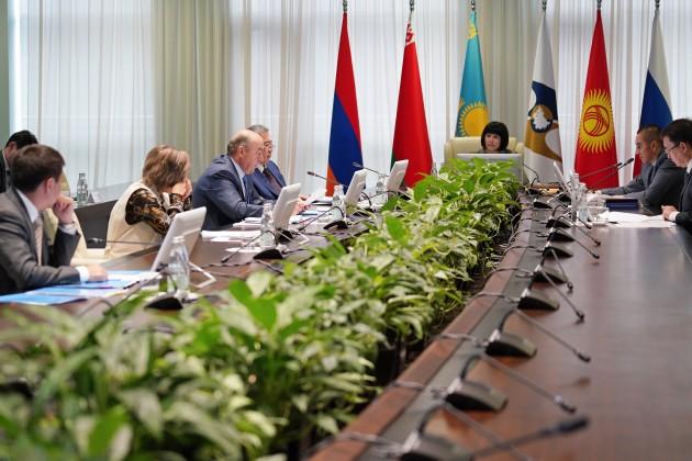 Совет по курсовой политике появится в ЕАЭС