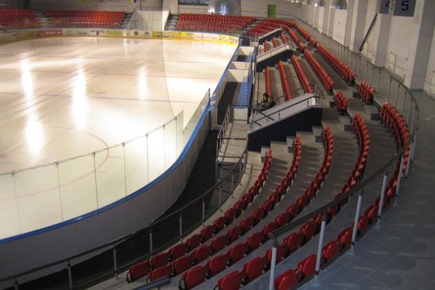 В Астане откроется ледовая арена Тарлан