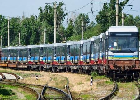 Партия из 50 троллейбусов прибыла в Алматы