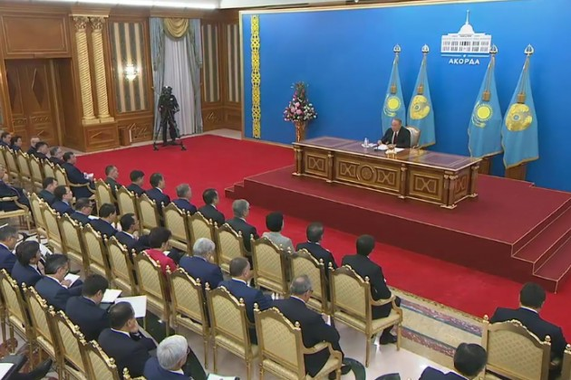 Президент акимам: Что вам еще надо, чтобы людям сделать хорошо?