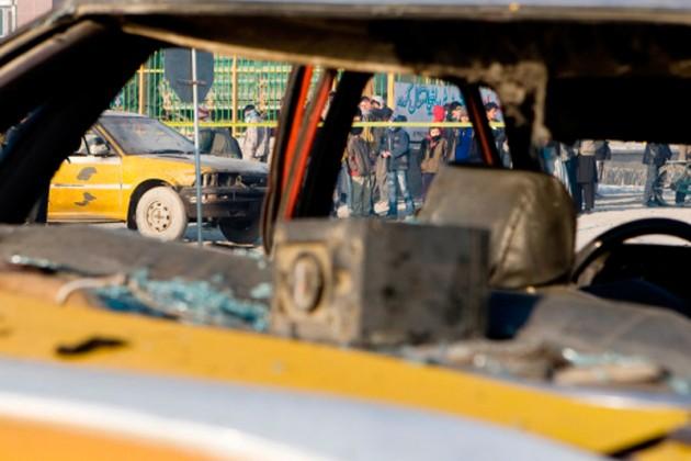 Взрыв произошел во время президентских выборов в Кабуле