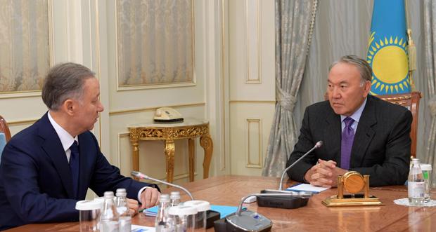 Нурлан Нигматулин рассказал Президенту обитогах работы Мажилиса