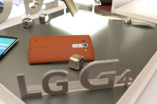LGG4: Самый амбициозный смартфон от LG