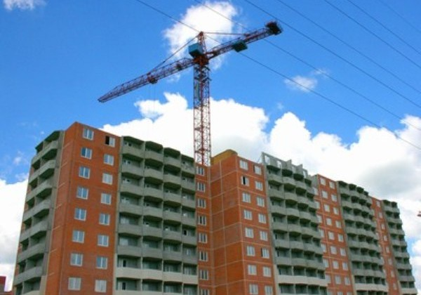 В РК введено более 4,5 млн. кв. метров жилья