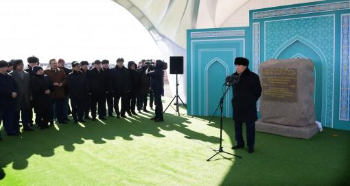 Новая мечеть Астаны станет гордостью мусульманского сообщества