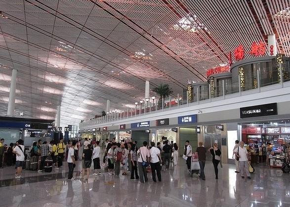 Китай планирует увеличить число аэропортов до 500