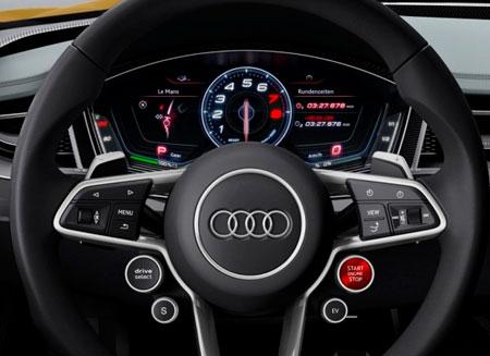 Audi показала концепт Sport Quattro